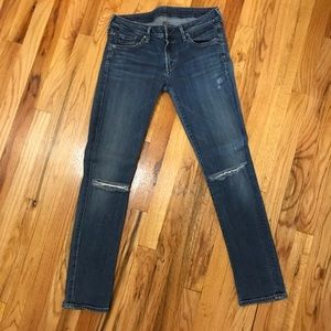 Citizens of Humanity Racer Skinny Jeans -30